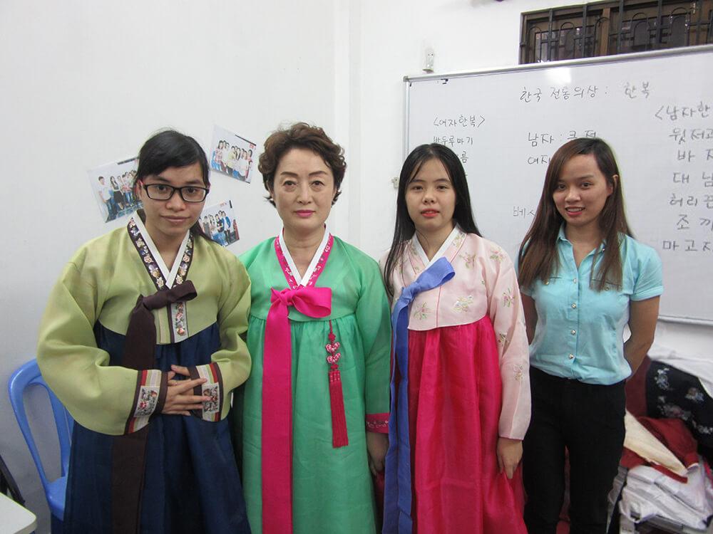 Giao lưu Văn hóa Ẩm thực Việt-Hàn
