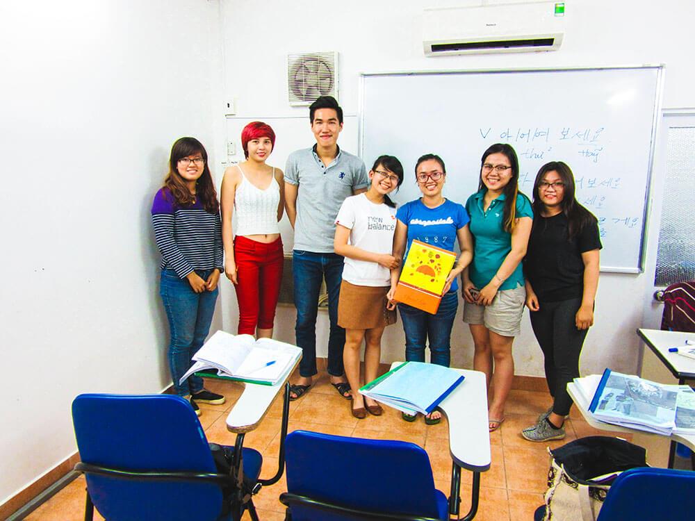 Khóa đào tạo tiếng Hàn Sơ cấp cấp tốc 4 tháng